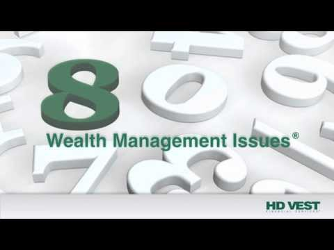 Introduction to the 8 Wealth Management Issues