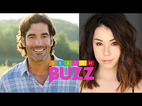 """""""Trading Spaces"""" Carter Oosterhouse & Disney Star Jillian Rose Reed Give Their Best Design Tips!"""