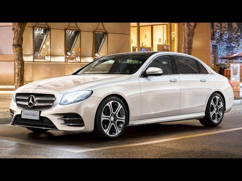 2017 Mercedes-Benz E-Class LWB To Launch In India On February 28