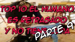 TOP 10 EL HUMANO ES RETRASADO Y NO TIENE CURA PARTE 9 - 8cho