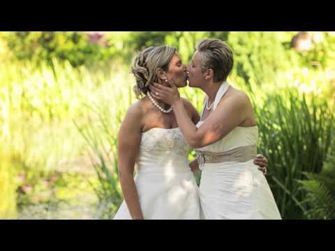 Lesbian Wedding - Nadine & Verena