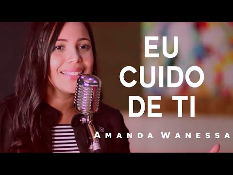 AMANDA WANESSA - Voz e Piano - Eu cuido De Ti