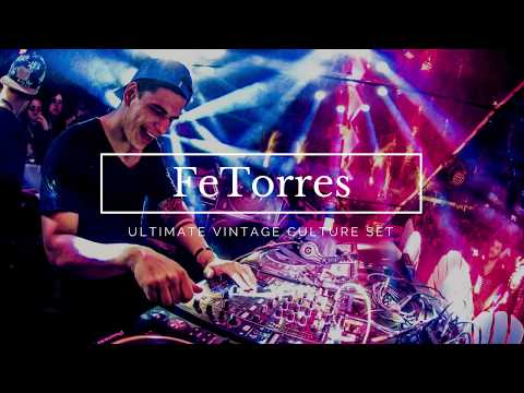 AS MAIS PESADAS DE 2018 - SET VINTAGE CULTURE, ILLUSIONIZE, FELGUK & CAT DEALERS