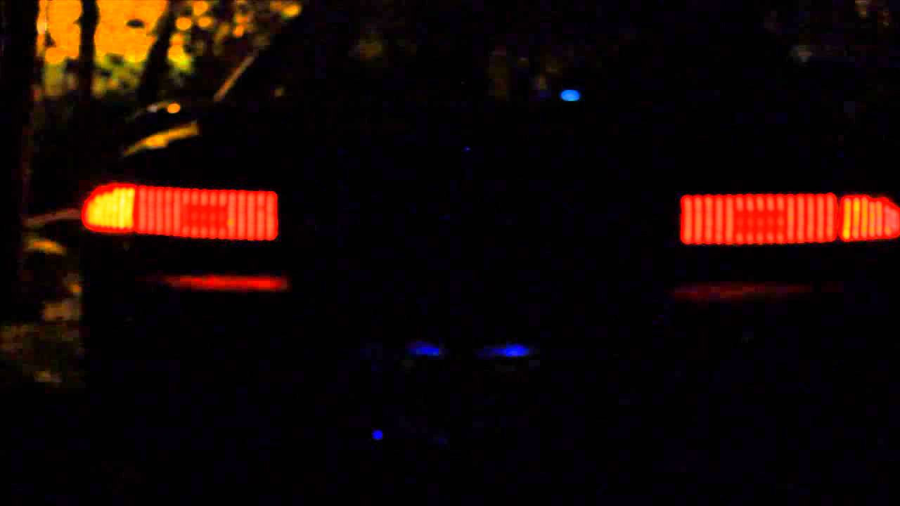 3000gt Led Tail Lights Complete Fill Youtube