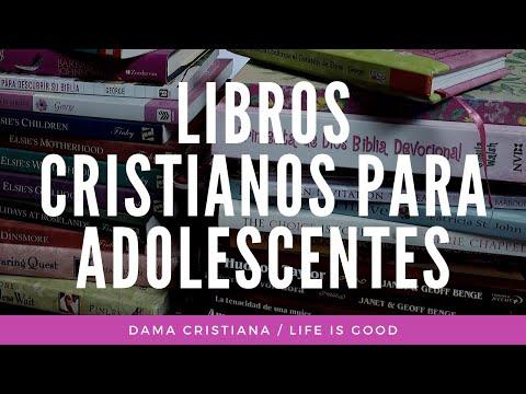 Libros Cristianos para Adolescentes. (Libros de mi Hija y su Nuevo Canal)