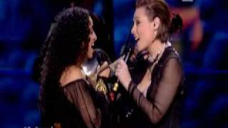 ESC 2009 - Israel Noa & Mira Awad There Must Be Another Way