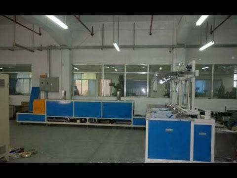 Automated Industrial Ultrasonic Cleaning System