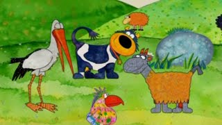 Connie und der Storch - Connie, die kleine Kuh