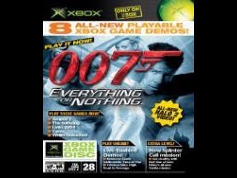 OXM Demo Disc #28 February 2004