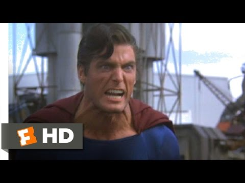 Superman III (6/10) Movie CLIP - Superman vs. Clark Kent (1983) HD