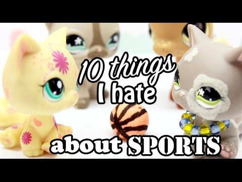 LPS  10 Things I Hate About Playing Sports!