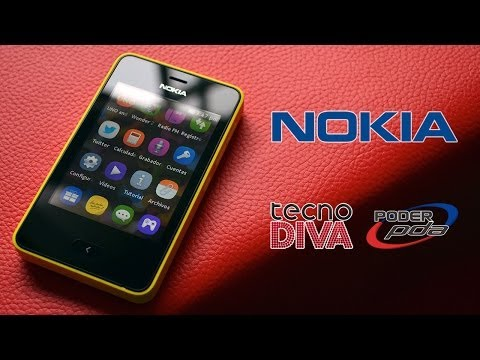 Nokia Asha 501 - Análisis en Español HD