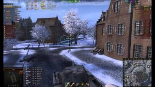 WOT: How I play....What a gun, the VK 30.01H Aced