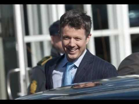 Happy 44th Birthday Crown Prince Frederik of Denmark