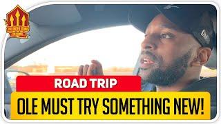 Manchester United vs Tottenham Hotspurs Road Trip!