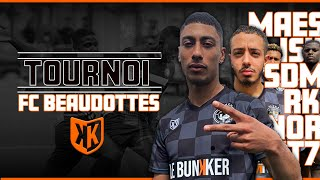 TOURNOI FC BEAUDOTTES X FOOTKORNER | 25/07