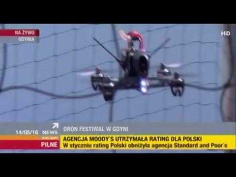 Dronfestiwal 2016 - Polsat News