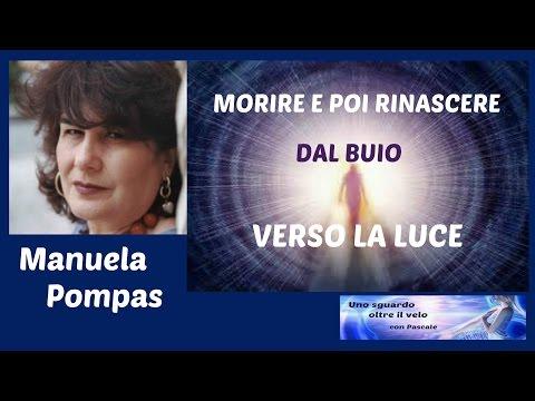 MORIRE E POI RINASCERE. DAL BUIO VERSO LA LUCE, video-conferenza in diretta con Manuela Pompas su...