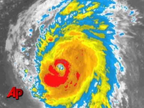 Hurricane Bill Now a Dangerous Cat. 4 Storm