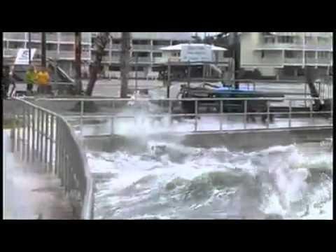 Live Oak, Florida. Tropical Storm Debby