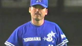 1998年日本シリーズ 西武vs横浜 第5戦 17/20