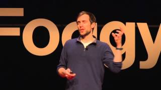 Encountering others on the streets of DC: Ted Henson at TEDxFoggyBottom