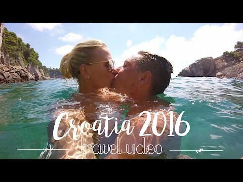 Croatia 2016 // Vlog - Travel Video // GO-PRO // nouw.com/louisemias