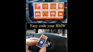 How to code your BMW - easy step by step