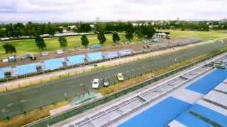 Building the Australian Grand Prix Race Track