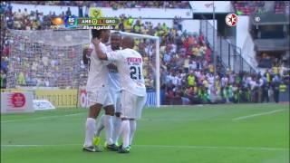 America vs Queretaro 0 - 4 Jornada 14  liga mx clausura 2015