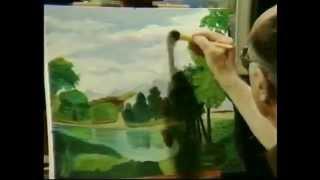 """Charles Garo Tatossian """"Le Plaisir de Peindre"""" Episode 2, Part 1"""
