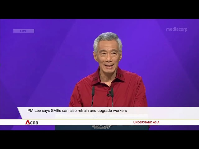 Chemtron Customer (Mencast Marine) Mentioned by Prime Minister of Singapore (Lee Hsien Loong)
