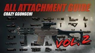 총기 부착물 가이드! (Gun Attachment Gu…