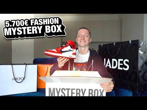 5.700€ FASHION MYSTERY BOX 📦