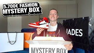 5.700€ FASHION MYSTERY BOX 📦
