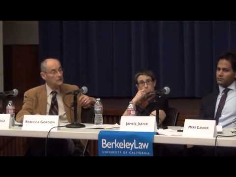 Berkeley Law Symposium: Boalt Hall, UC Berkeley, Part 2