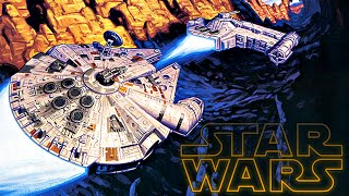 Star Wars - Top 10 Best Starships