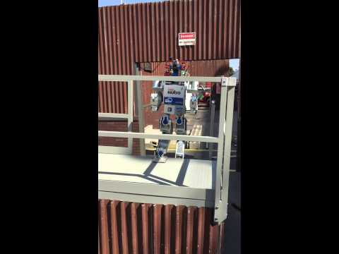 When Team KAIST Won the DARPA Robotics Challenge