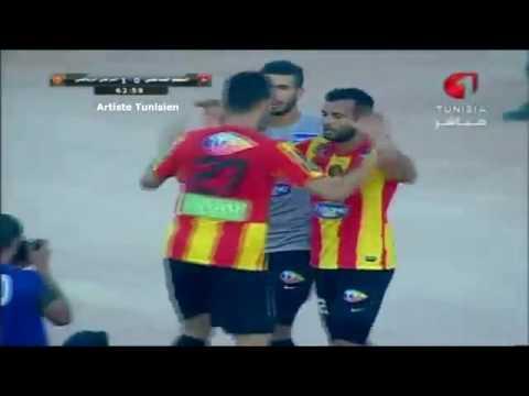 شاهد اهداف مباراة الترجي الرياضي التونسي 1 - 0 النجم الساحلي |  ربع نهائي كأس تونس