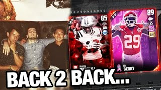 My Boys Open Packs!! Back to Back Elite Pulls.....
