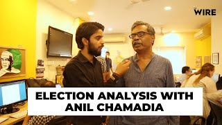 BJP Didn't Surprise So Far but Regional Parties Have Done Better Than 2014: Anil Chamadia
