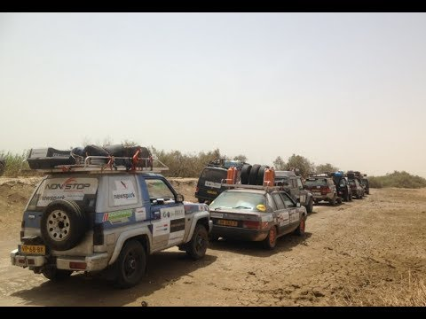 Go For Africa - Roadtrip To The Smiling Coast Of Africa