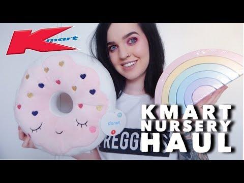 Kmart Nursery Haul | #ThePreggoDiaries