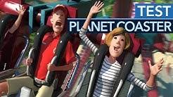 Planet Coaster - Test / Review: Das Spiel mit den zwei Gesichtern (Gameplay)