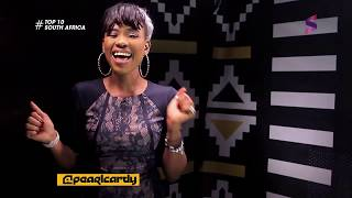 Anatii, mafikizolo and heavy k hold the top positions this week | soundcity 10 south africa