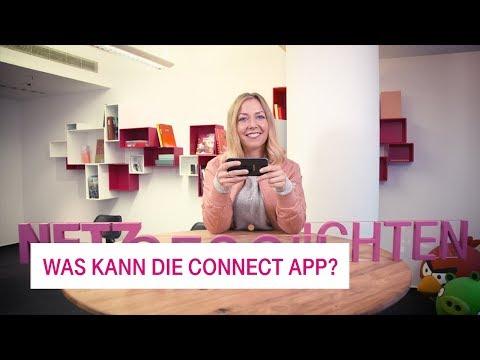 Social Media Post: Das kann die Connect App - Netzgeschichten
