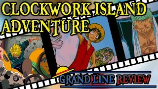 Clockwork Island Adventure Review (Film Friday)