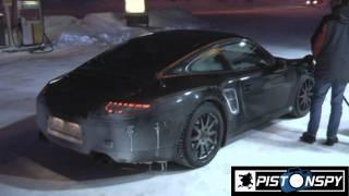 Porsche-911-Prototype-Spyvideo[www.pistonspy.com].wmv