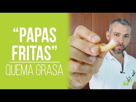 Las MEJORES 'Papas Fritas' Para PERDER GRASA I Aceleran el Metabolismo y Son Bajas en Carbohidratos