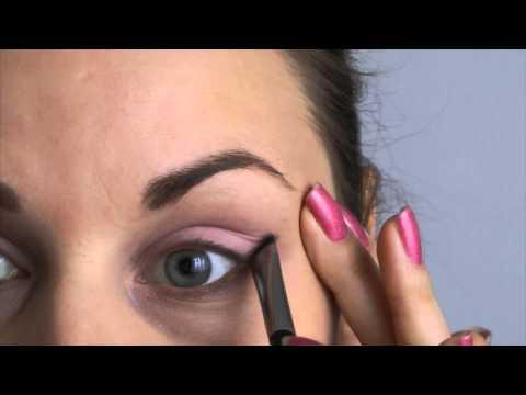 Вечерний макияж для всех типов глаз  Пошаговая инструкция